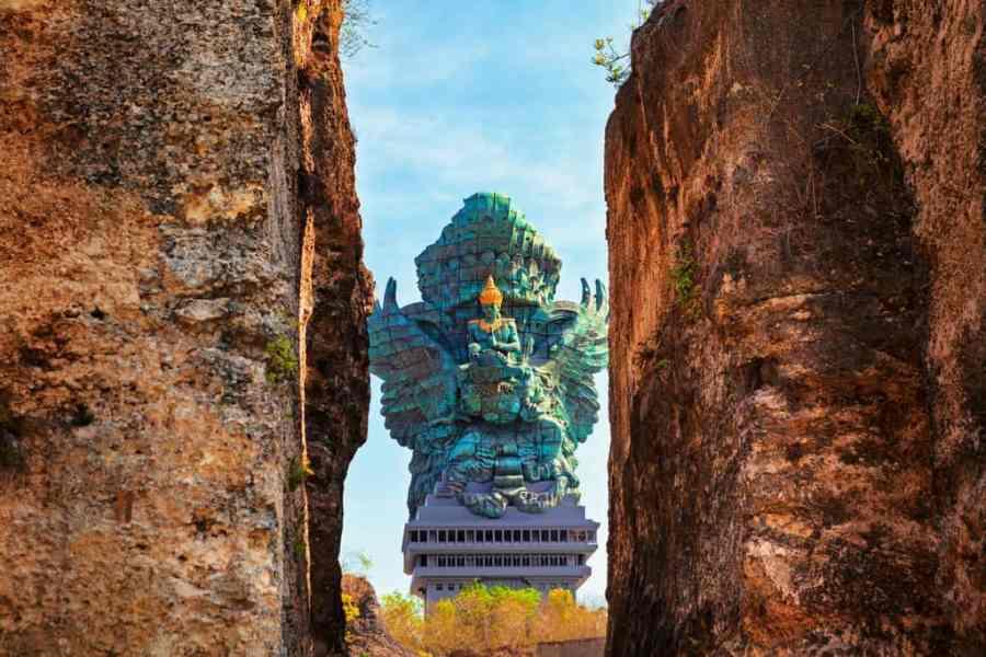 Garuda Wisnu Kencana statue, Bali