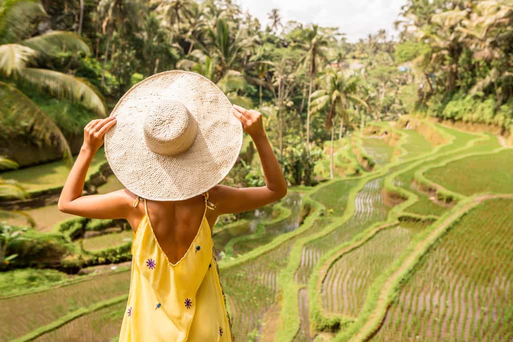tegalalang rice terraces, Itinerary to Bali