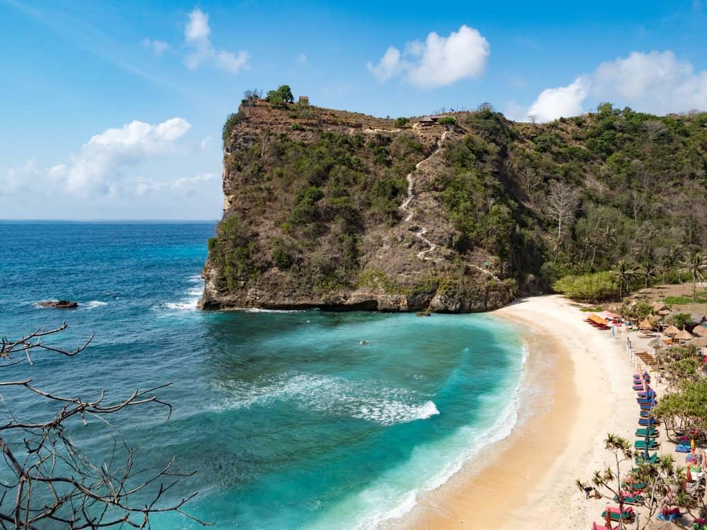 Atuh Beach, Nusa Penida