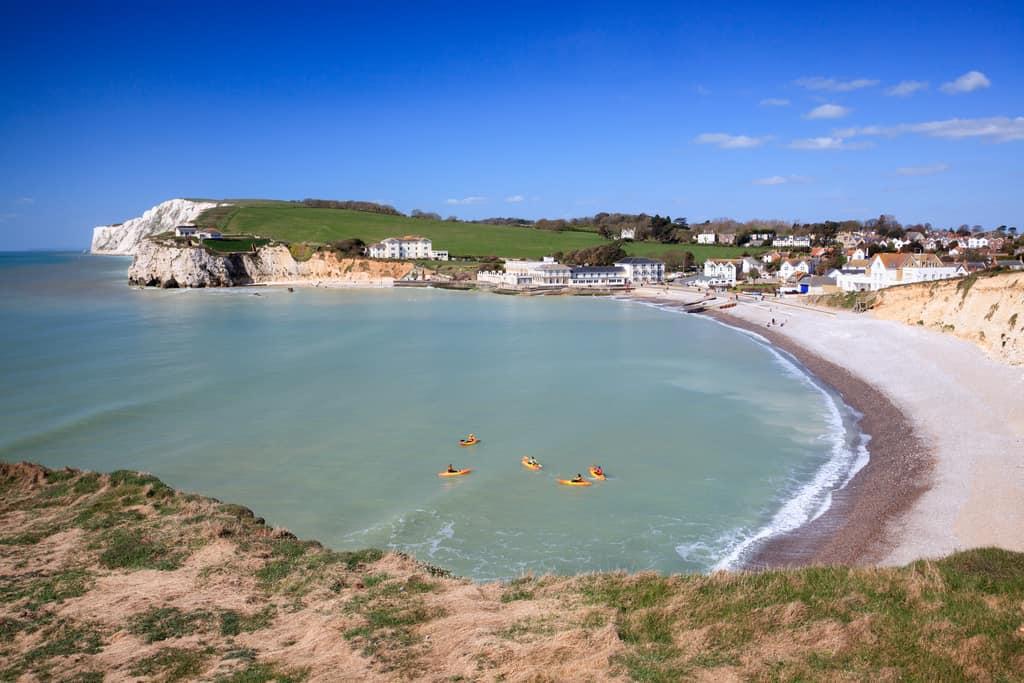 Isle of Wight beach Uk