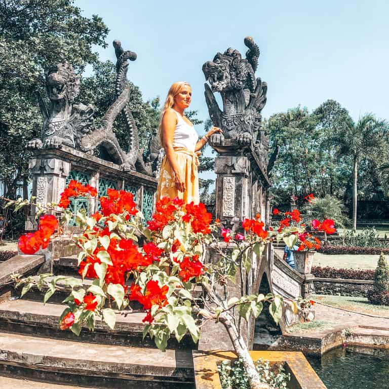 Tirta Gangga Karangasen Bali
