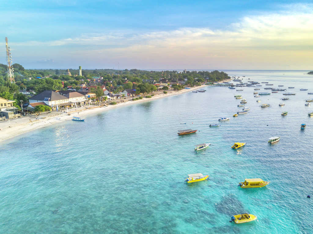 How to get from Ubud to Gili Islands (and rest of Bali)