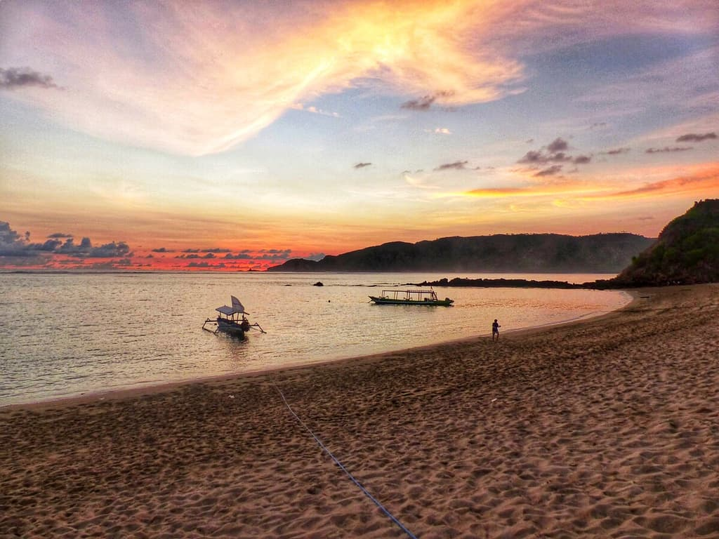 Lombok most beautiful places in Indonesia