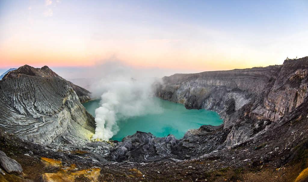 best destinations indonesia, Mount Ijen