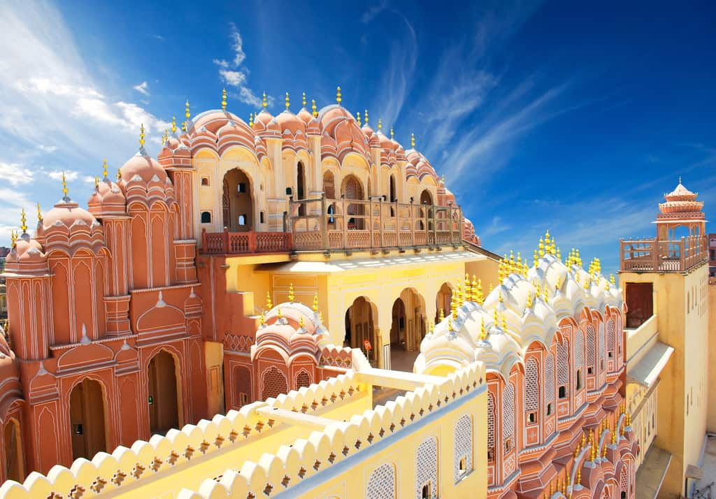 jaipur india, most beautiful places in the earth
