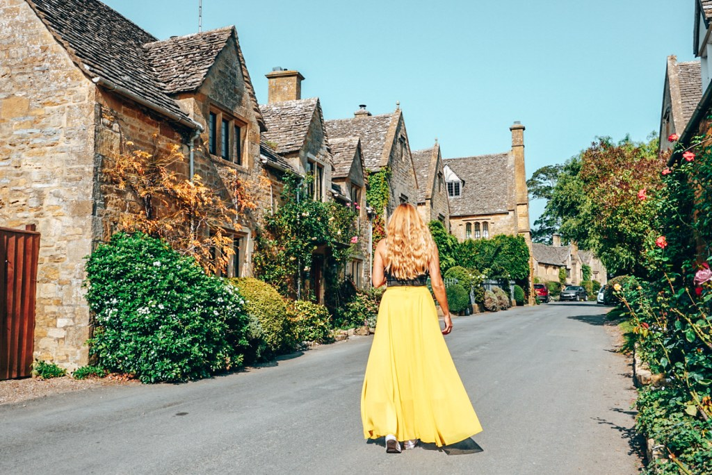 prettiest villages in cotswolds, stanton