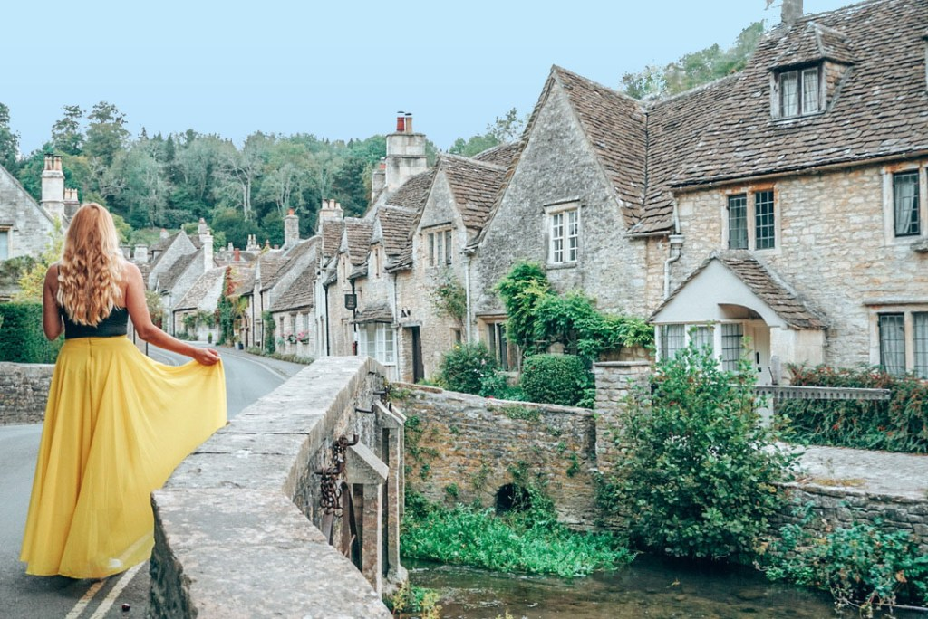 castle combe pretties villages in the cotswolds