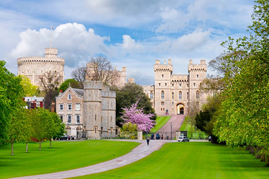 Windsor Castle, england, day trips from london by train