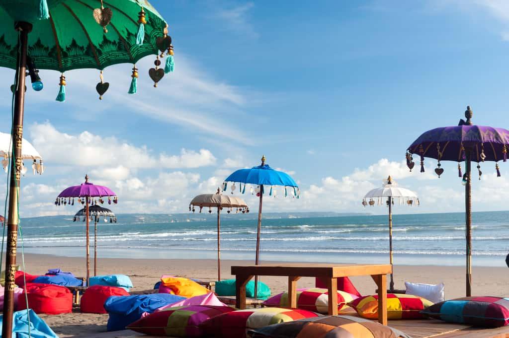kuta, best areas to stay in bali, hotel bali