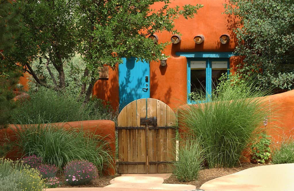 Traditional Cottage in Santa Fe