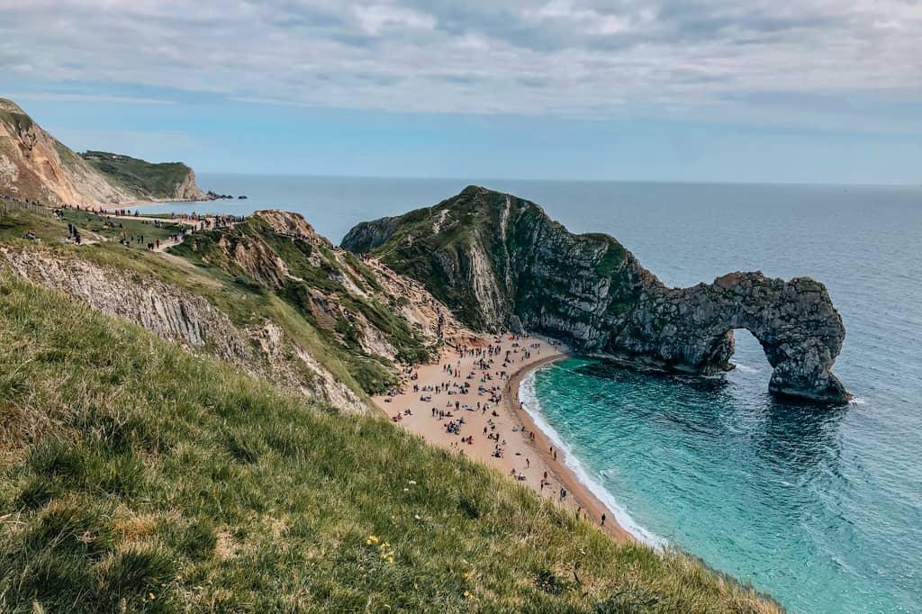 Top 10 beaches near Southampton, UK