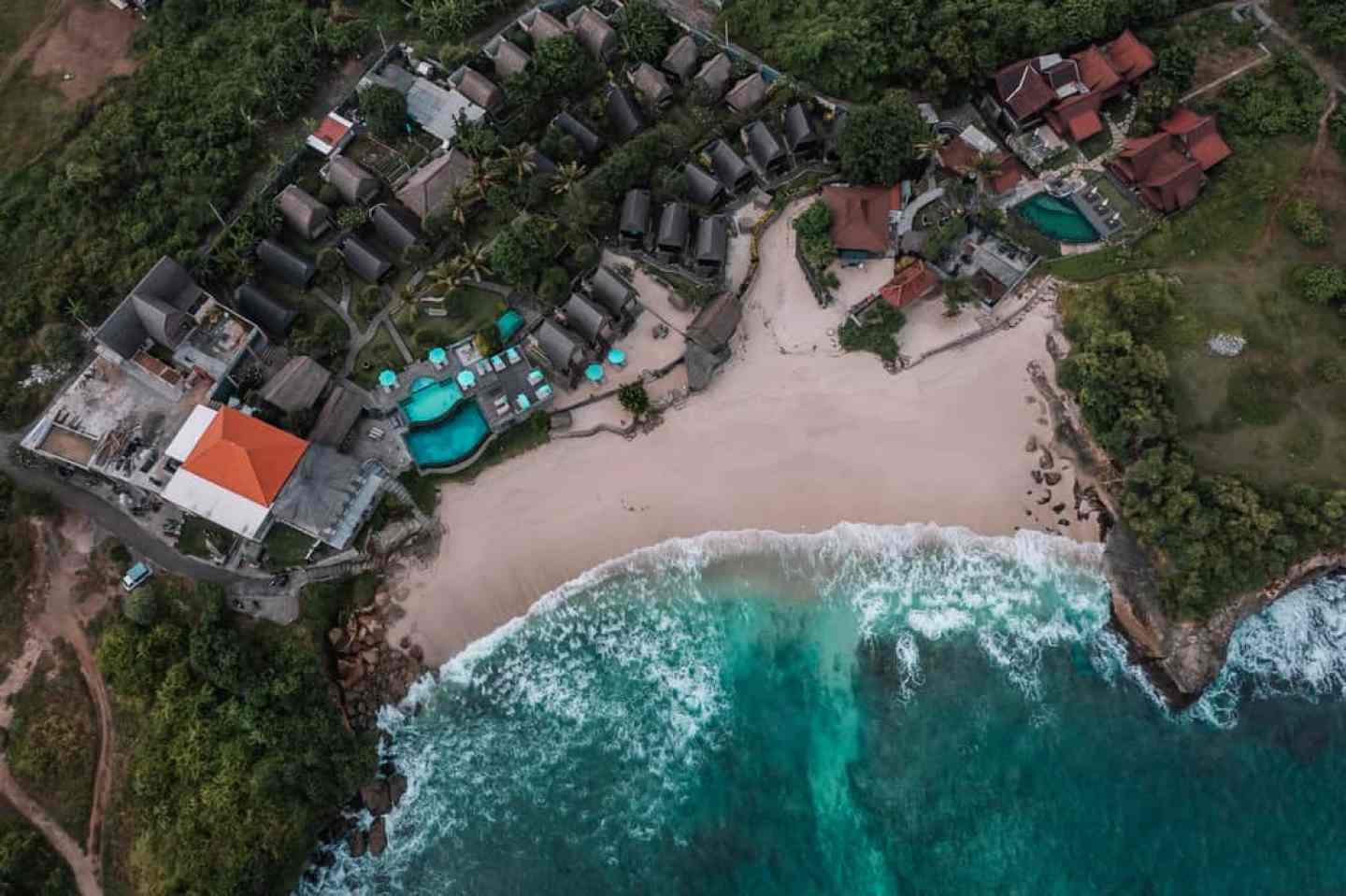 Dream beach, best beaches Nusa Lembongan
