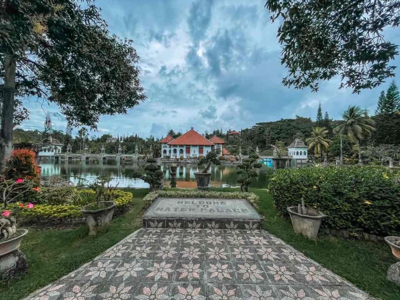 Taman Ujung Water Palace, East Bali, Karangasem, Sidemen Bali