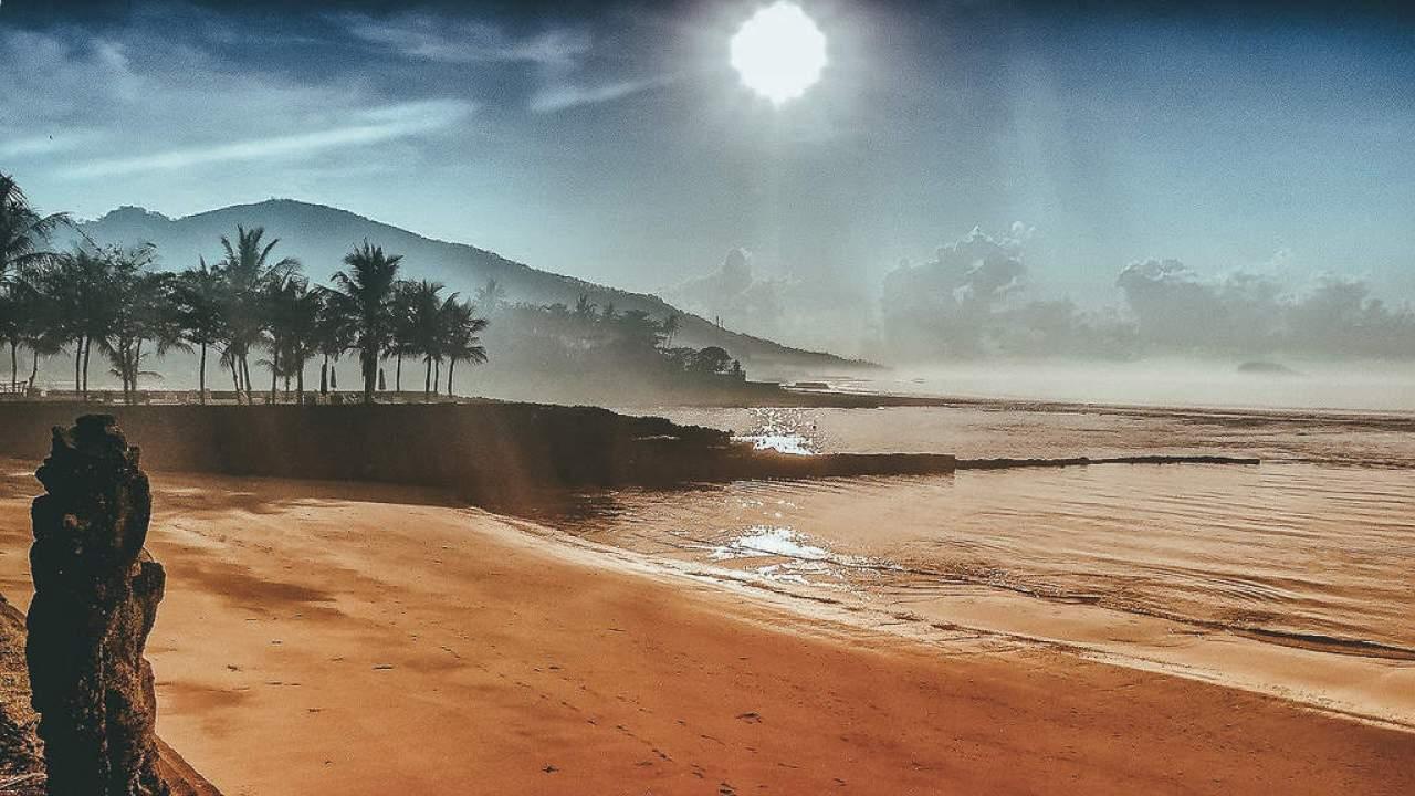 Candidasa Beach Sidemen Bali