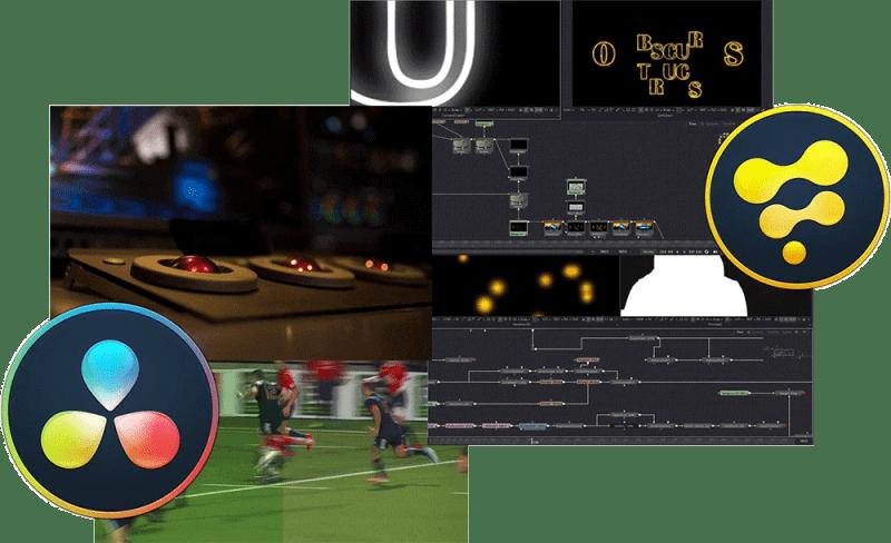 Étalonnage numérique/vidéo et compositing (Fusion 9 & After Effect)