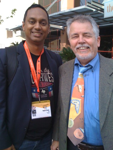 With Doc Searls (@docsearls) at SXSW2012