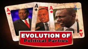 Political Parties In Kenya: Reality Or Myth