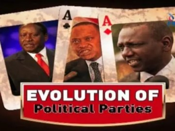 Political Parties In Kenya