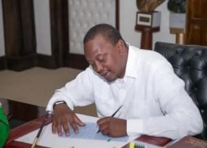 Uhuru's War On Corruption