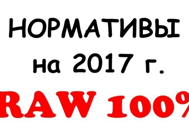 normativ-2017