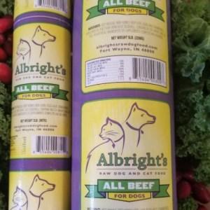 Albright's Beef