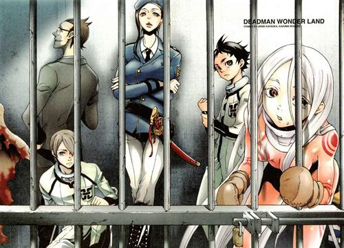 Manga Monday: Deadman Wonder Land