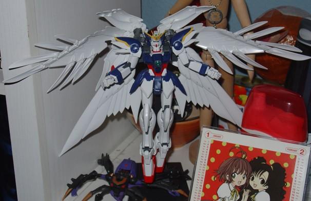 Photo Friday: Gundam Models (2/2)