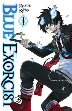 Manga Monday: Ao no Exorcist (Blue Exorcist) (1/2)