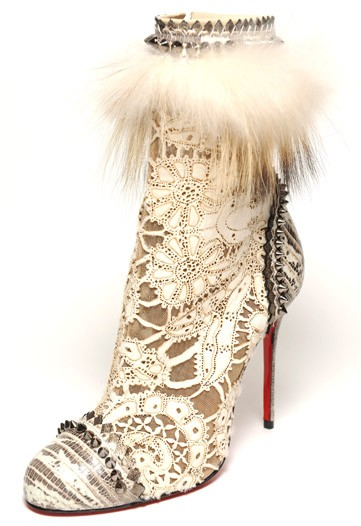 Christian Louboutin Fall 2011 Collection
