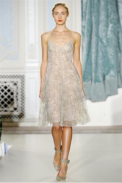 Erdem Spring 2012 London Fashion Show