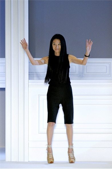 Vera Wang Spring 2012 N.Y Show