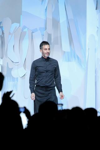 Marc Jacobs Fall 2012 New York Fashion Show