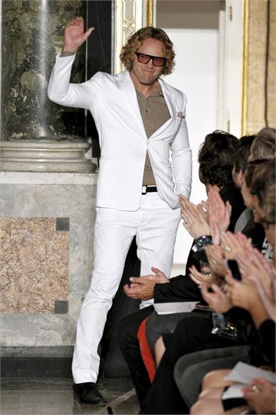 Emilio Pucci Spring 2013 Milan Fashion Week Show