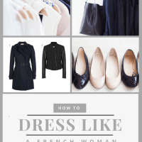 Fashion: How To Dress Like A French Woman