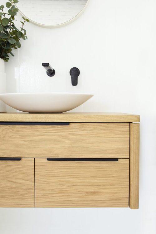 North Shore Timber bathroom Vanity