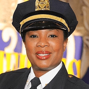 Kim Royster's promotion makes her the highest-ranking black woman in NYPD history