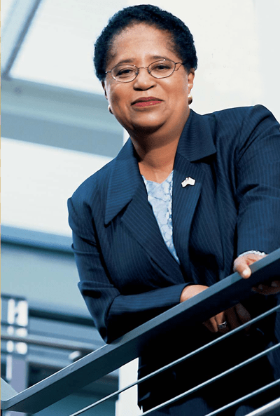Shirley Ann Jackson: Physicist (Theoretical)