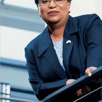 Shirley Ann Jackson: Physicist (Theoretical)