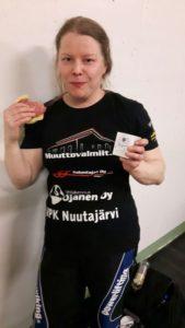 rawviking powerlifting nuutajärvi urjala huittisten voimailijat sotilaspenkki metsärannanliha svry