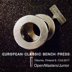 klassinen penkki em ipf svnl classic bench euroch adt ylitornio urjala nuutajärvi