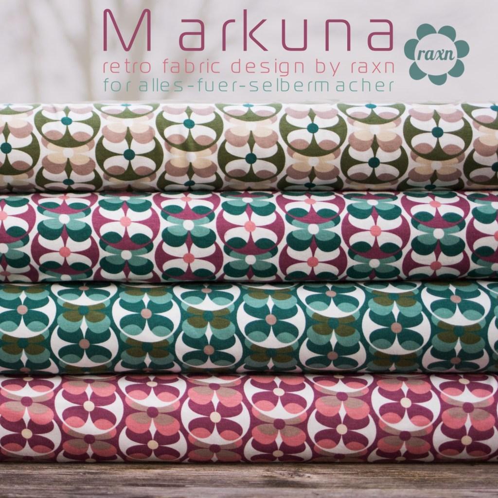 markuna fabrics 2 quadratisch - by raxn