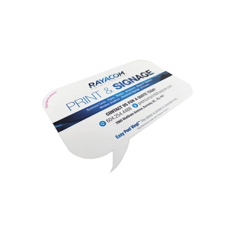 Easy Peel Vinyl™ Stickers