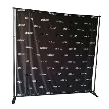 Photo Backdrop Display