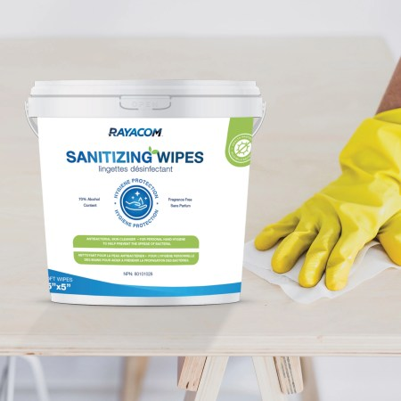 Santizing Wipes