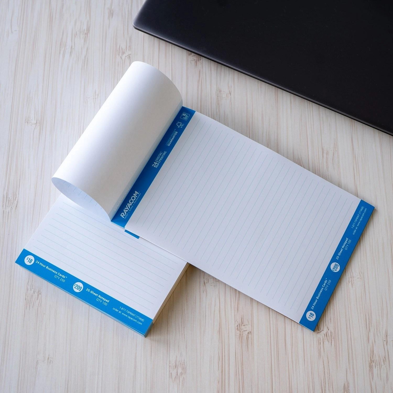 Notepads printed in Red Deer