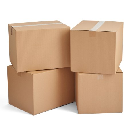 32 ECT Corrugated Boxes