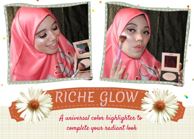 riche glow highloghter