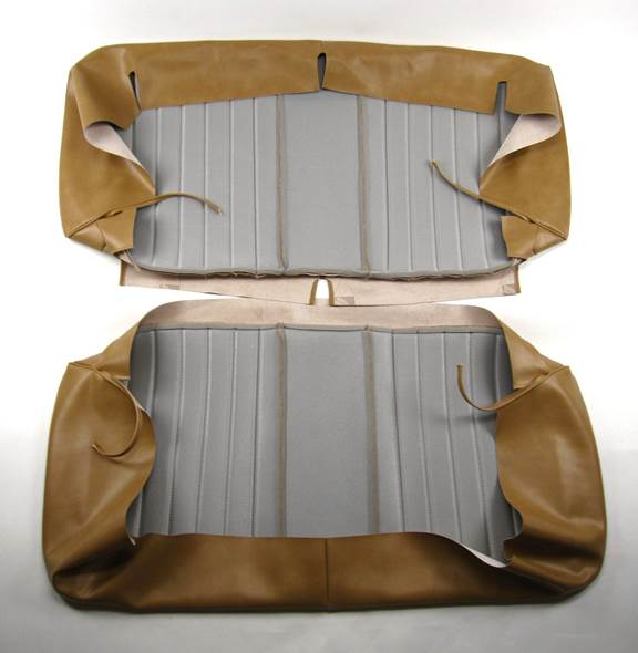 1960 1972 Chevy Gmc Pickup Tweed Designer Insert Seat