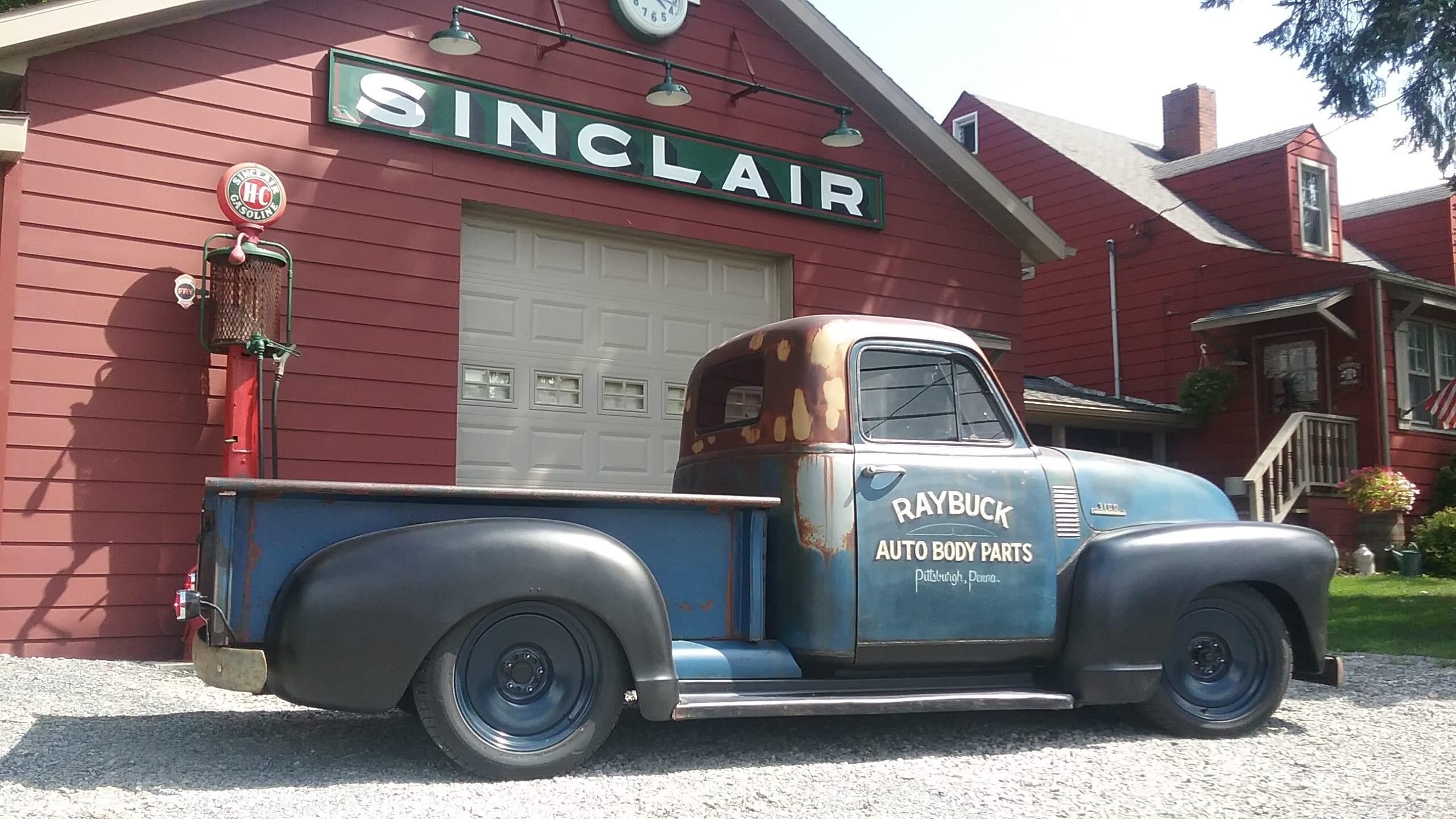 1953 Chevy Truck Build Raybucks Chevy Truck Restoration