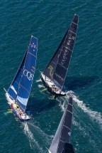 Sailing - Sydney to Hobart 2016
